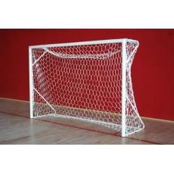 Aluminium futsal goals m.4x2