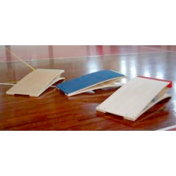 Flexible Boards with moquette covered surface
