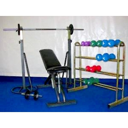 Barbell supports