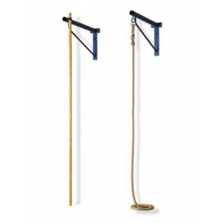 Steel pole length m.5