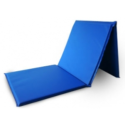 Folding gym mat dimensions cm.175x 60 x 3 h.