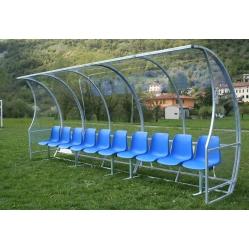 Football bench mt. 5