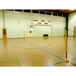 Football-tennis kit (indoor)