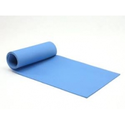 Multipurpose gym mat dimensions cm.180x50x0,8h.