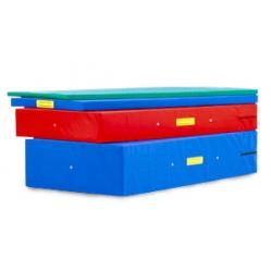 Gymnastics mattress  cm. 300 x 200 x 50 h.