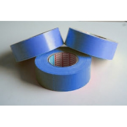 Blue striping tape in PVC for basketball court