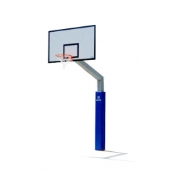 Monotubolar basketball facility