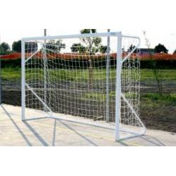 Steel futsal goals m.4x2