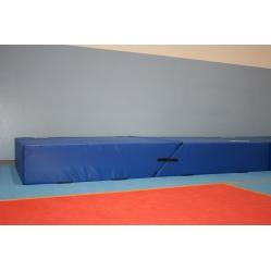 Materasso per salto in alto dim.cm.400x200x50