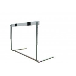 Ostacolo in acciaio altezza graduabile cm.50-60-76,2