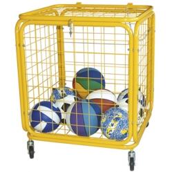 Carrello portapalloni dim.cm.75x70x90