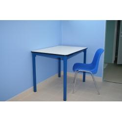 Tavolo per spogliatoio dimensioni 96x58x76h cm
