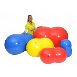 Maxipallone doppio physio roll diametro 55 cm