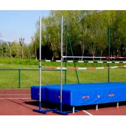 Coppia di ritti salto in alto altezza cm.250