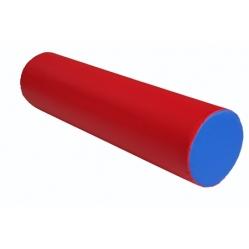 Cuscino cilindrico in gommapiuma diametro 25 cm