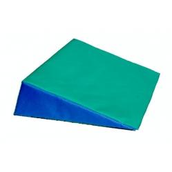 Cuscino in gommapiuma a cuneo dim. 60x45x15 cm