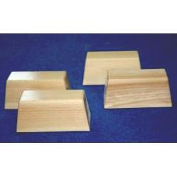 Ceppi in legno tipo Baumann