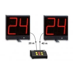 Kit indicatori 24 secondi