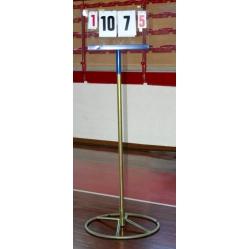 Segnapunti a colonna per volley