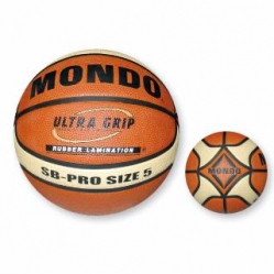 Pallone minibasket basket n.5 in PU