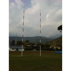 Coppia porte rugby