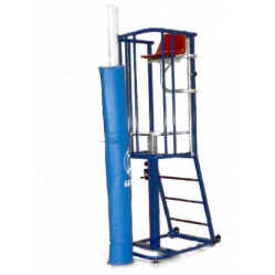 Protezioni per impianti pallavolo artt.V708/R, V703/T,V708/C e  V703/TR
