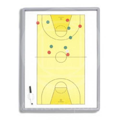 Lavagna magnetica basket con pedine