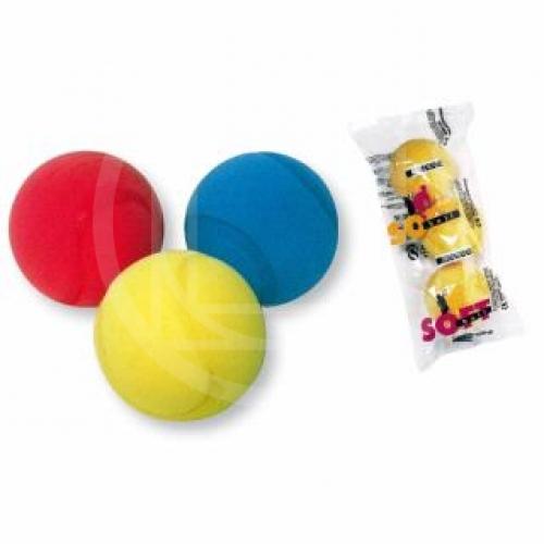 Palla in spugna per tennis 7 cm