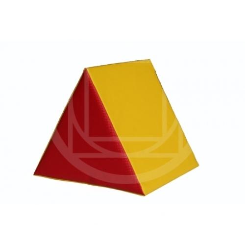 Cuscino in gommapiuma a triangolo
