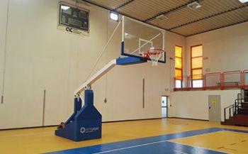 Basket facility - Monte San Pietro Gym - 02