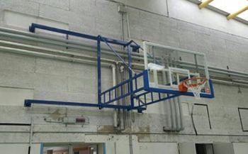 Basket facility - Muzzana Gym
