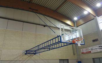 Basketball Facility - Mussolente Gym