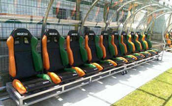 Benches Stadio Venezia F.C. - 02