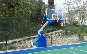 Manual oil-pressure basket facility - San Miniato