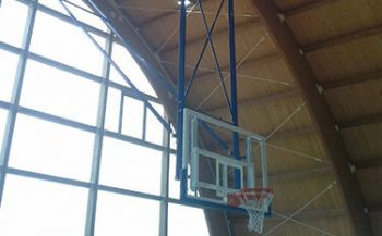 Basketball-Anlage Turnhalle Crocetta del Montello