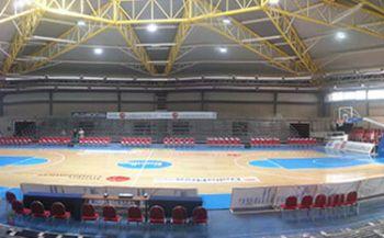 Basketball-Anlage Turnhalle Geovillage