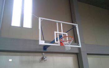Basketball-Anlage Turnhalle Presezzo