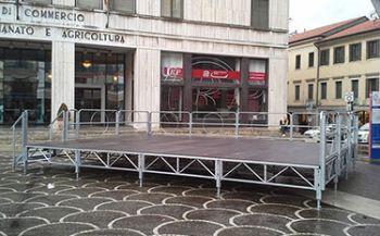 Showbühne Treviso