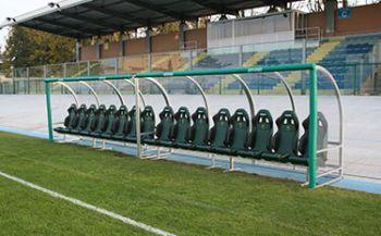 Stadion Bänke Bottecchia Pordenone