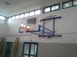 Basketball-Anlage Turnhalle Caneva