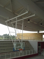 Basketball-Anlage Turhalle Pula