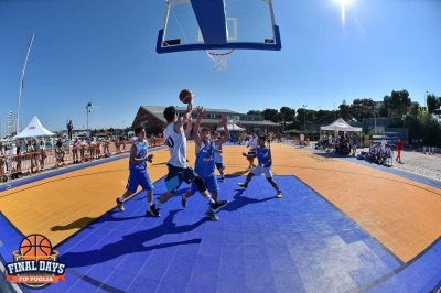 Basket facility C.U.S. of Bari