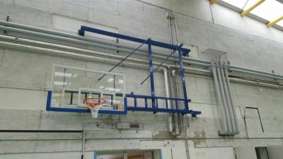 Basket facility F.I.B.A. -  Muzzana Gym