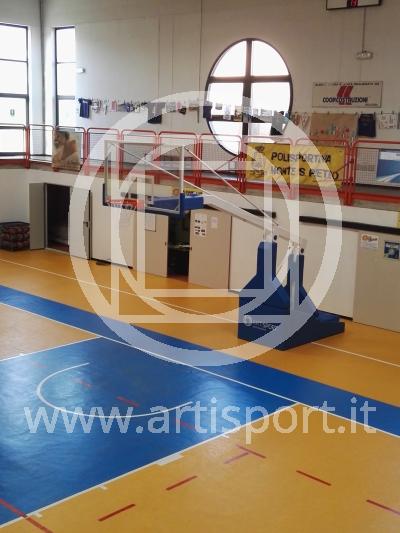 Basket facility - Monte San Pietro Gym