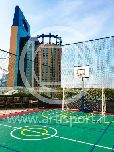 Football Facility - Dubai, United Arab Emirates