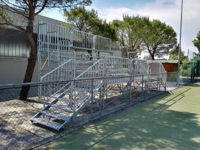 Tennis Courts - Cinto Caomaggiore