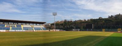 benches-set-up-football-staff-san-marino
