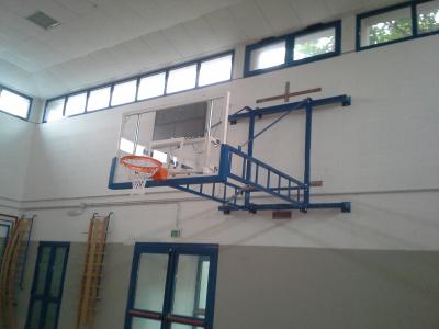 Basketball Facility Caneva Gym