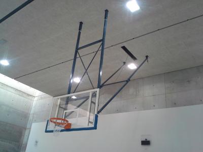Basketball Facility Montebelluna Levi Gym