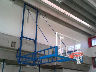 Basketball Facility Bologna Gym